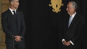 """Marcelo diz à seleção que é """"fator de unidade nacional"""""""