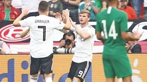 Seleção alemã ainda tem muito a afinar