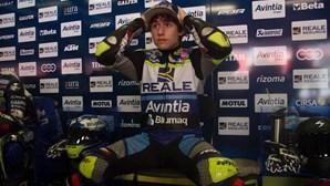 Morreu Andreas Perez, piloto espanhol de 14 anos