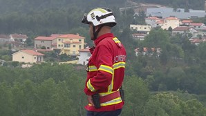 Risco máximo de incêndio em 75 concelhos do país