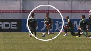 Seleção Nacional prepara jogo com Marrocos