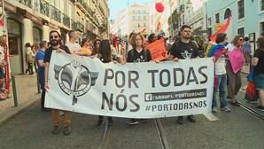 Dez mil pessoas participaram na marcha LGBT em Lisboa