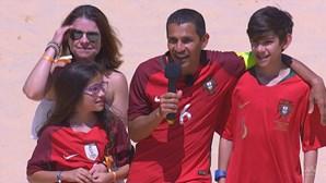 Portugal vence Espanha nos penálties e conquista Mundialito de Futebol de praia