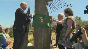 Presidente da República inaugura monumento na aldeia de Nodeirinho