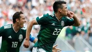 México surpreende e vence Alemanha por 1-0