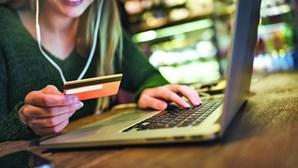 Compras online sobem 46% no segundo confinamento geral