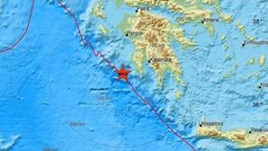 Grécia abalada por sismo de magnitude 5.4
