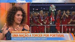 Uma nação a torcer por Portugal
