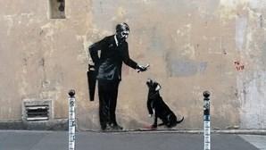 Exposição de fotografia centrada no trabalho de Banksy chega este mês ao Porto
