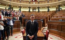 Pedro Sánchez é o novo primeiro-ministro de Espanha