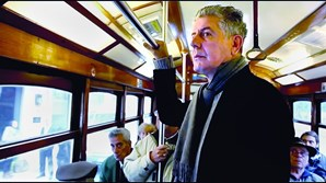 Anthony Bourdain em Lisboa