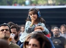Milhares aproveitaram o sol e a boa música no segundo dia de Primavera Sound