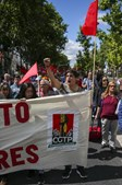 Milhares de pessoas desfilaram em Lisboa a exigir valorização do trabalho