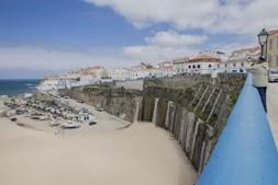 Praia dos Pescadores, na Ericeira