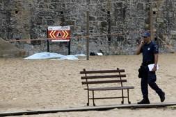 Corpos de casal encontrados em praia da Ericeira