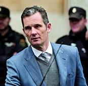 Urdangarin foi condenado por desvio de fundos, fraude e branqueamento