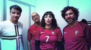 Os The Gift estão a tocar na Rússia e acompanham o Mundial