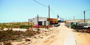 Casas na Ilha de Faro