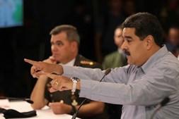 Presidente da Venezuela, Nicolas Maduro