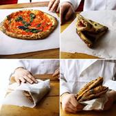 Esta é a forma correta de comer pizza napolitana
