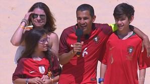 Portugal conquista Mundialito de Futebol de praia