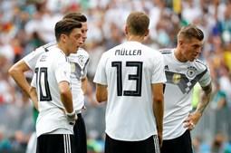 México e Alemanha disputaram jogo no Mundial da Rússia