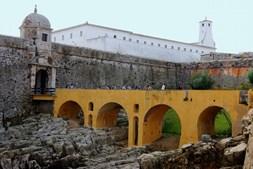 Fortaleza de Peniche foi prisão política no Estado Novo