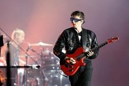 Os Muse voltam ao Palco Mundo para encerrar o primeiro dia do festival