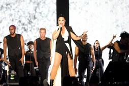 Demi Lovato estreia em Portugal no Rock in Rio Lisboa