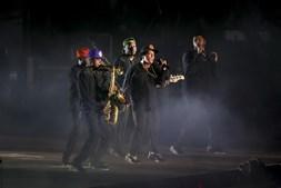 Atuação de  Bruno Mars no Rock in Rio