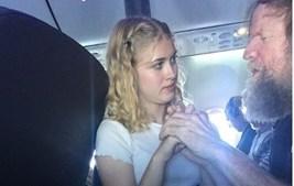 Jovem ajudou cego e surdo durante voo