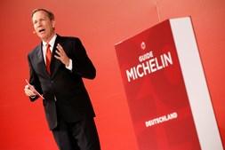 Diretor do Guia Michelin, Michael Ellis