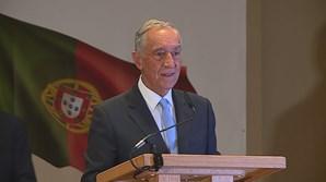 Marcelo Rebelo de Sousa, Presidente da China, Portugal, EUA