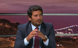 André Ventura na CMTV