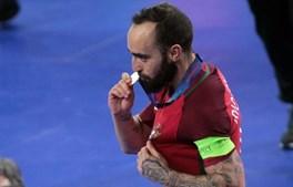 Ricardinho, jogador de Futsal