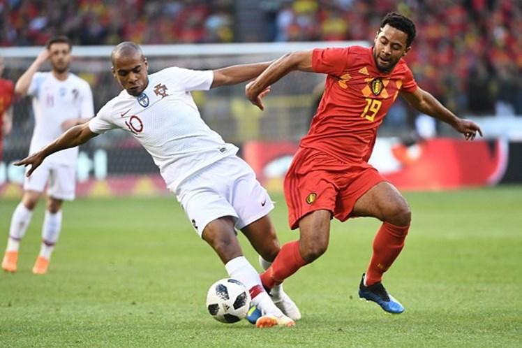 a605b50161 Portugal empata na Bélgica em partida sem golos - Desporto - Correio ...