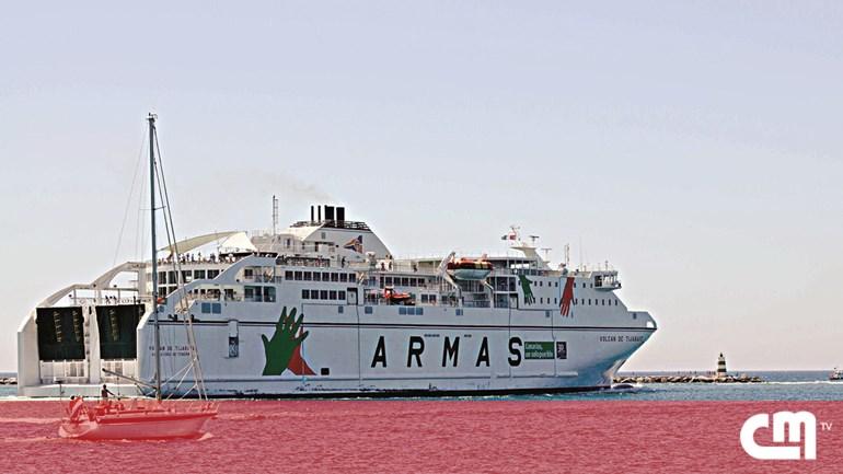 79c034cedfe Portimão volta a ficar ligado por ferry à Madeira - Portugal ...