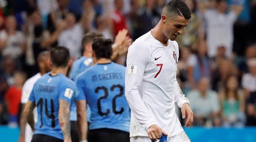 6a44365ffde97 Acabou o sonho. Cavani deixa Portugal de fora do Mundial da Rússia ...