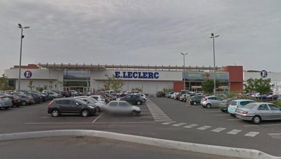 Supermercado onde aconteceu o ataque em França