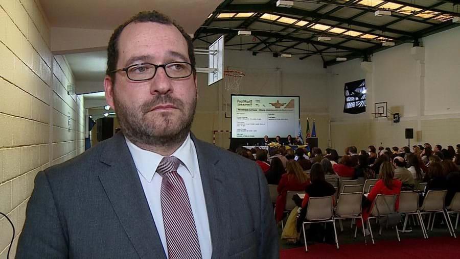 João Costa, secretário de estado da Educação