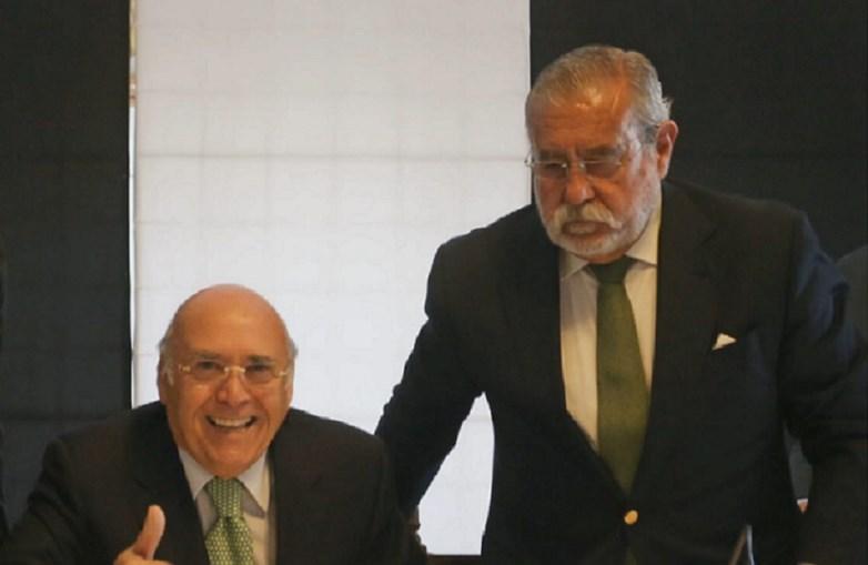 Sousa Cintra, Bruno de Carvalho, Sporting