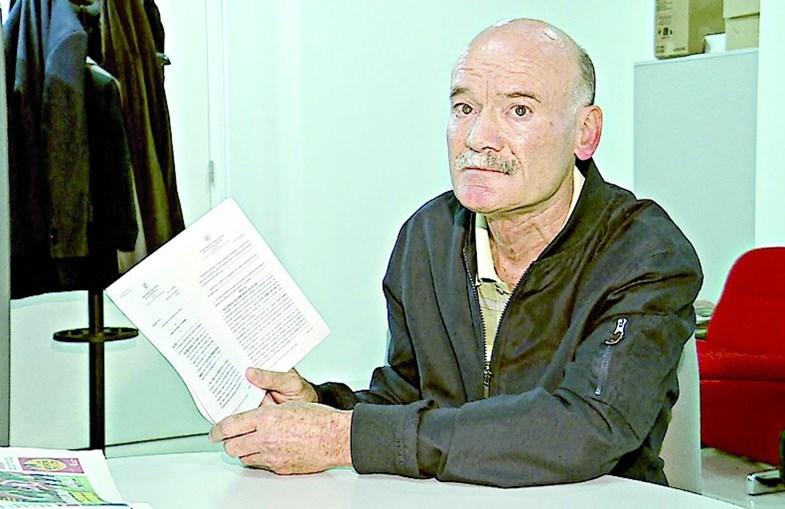Fernando Gil irmão da vítima