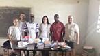 Voluntários de Vila Nova de Famalicão distribuem sorrisos na Guiné-Bissau