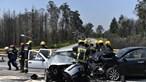 Duas mulheres morrem e bebé fica ferido em acidente em Santa Comba Dão
