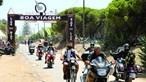 Dez motos furtadas durante concentração motard no Algarve