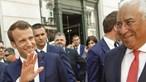 Macron diz em Lisboa que eleições europeias 2019 serão decisivas para o futuro da UE