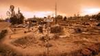 Sobe para sete o número de mortos em incêndio na Califórnia