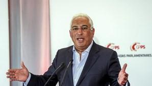 António Costa anuncia mais sete novos navios para a Marinha