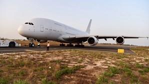 Companhia portuguesa compra o maior avião do Mundo