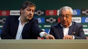 Sporting paga livro de tio-avô de Bruno de Carvalho